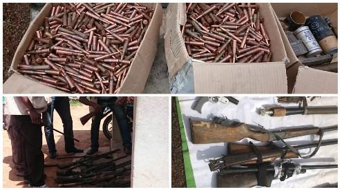 La dificil tarea de controlar el negocio de las armas (RTVE)