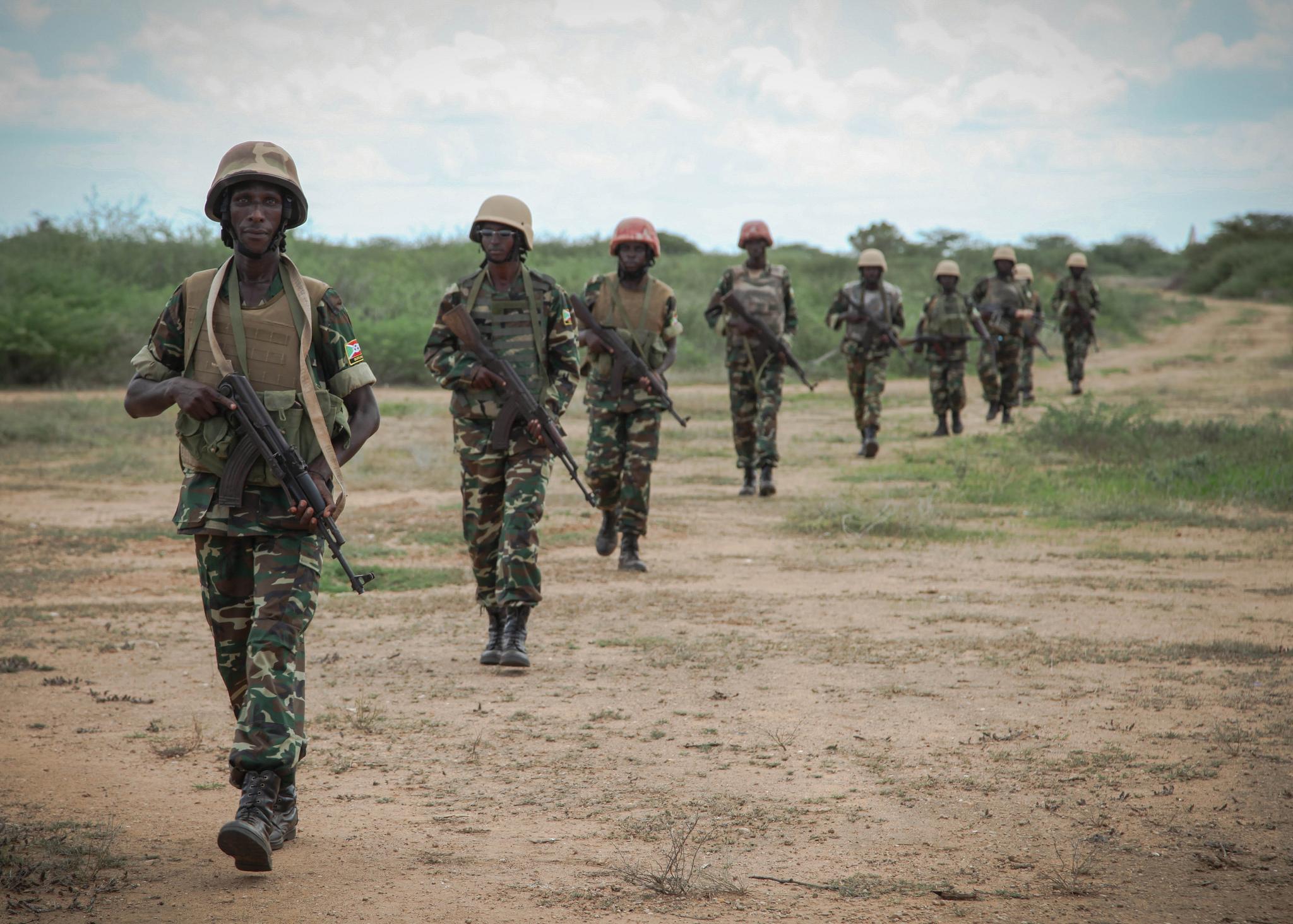L'opposition armée burundaise: état et capacité d'influence sur le régime de Nkurunziza - Groupe de recherche et d'information sur la paix et la sécurité