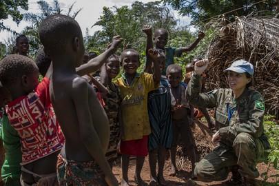 Rapport de l'ONU sur le sort des enfants en temps de conflits armés