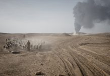 Irak environnement conflit