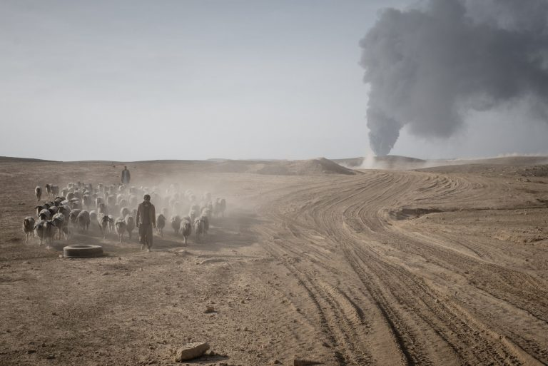 L'Irak face aux risques de sécurité liés à l'environnement