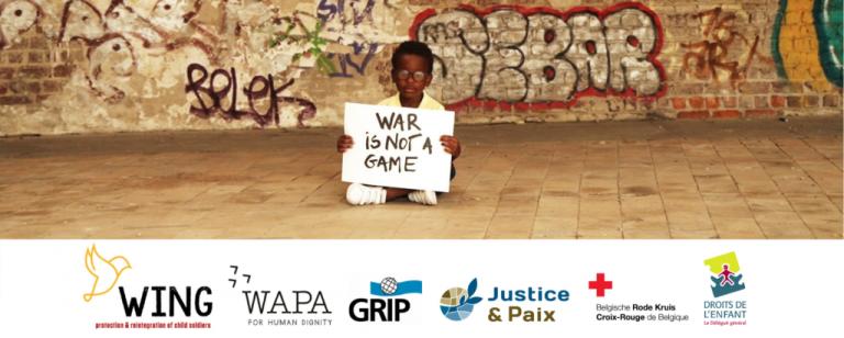 Signez notre pétition pour que le sort des enfants soldats reste une priorité humanitaire !