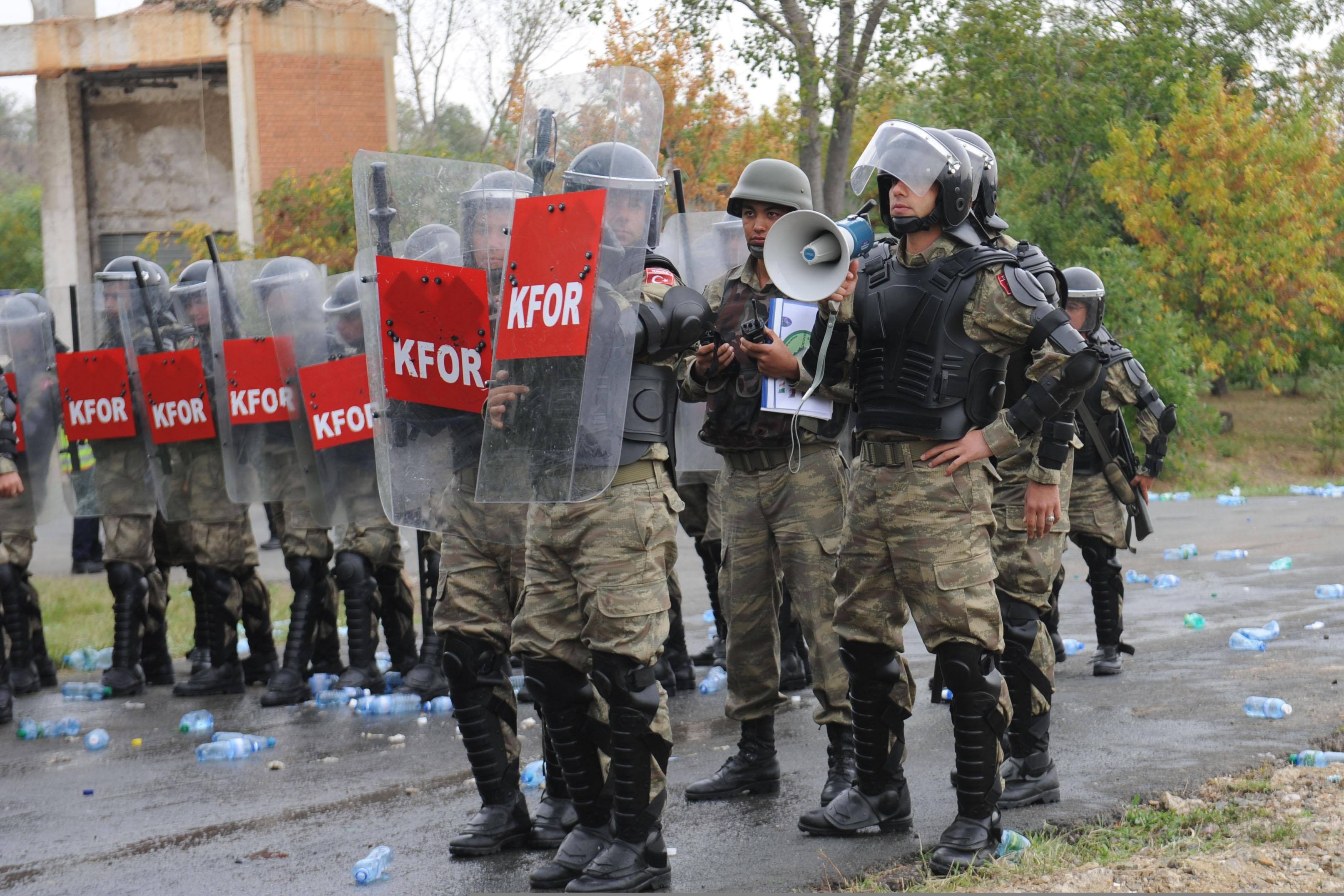 Forces turques Kosovo