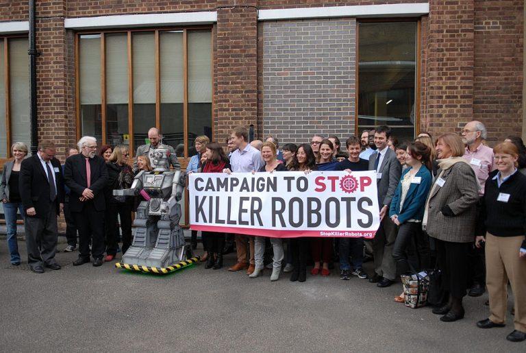 Forte opposition aux robots tueurs en Belgique (Cathobel)
