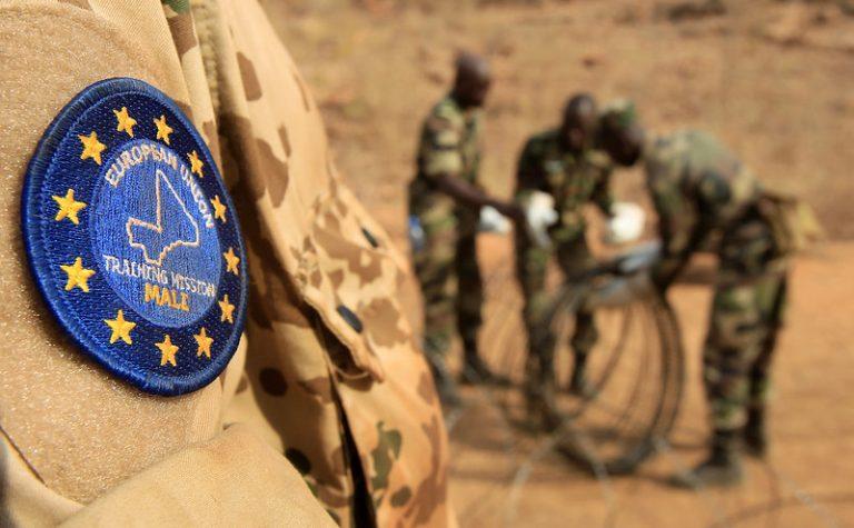 Séminaire en ligne sur la coopération militaire UE-Afrique et la Facilité européenne pour la paix