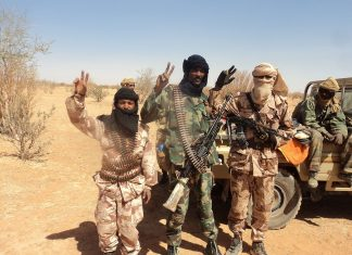 Arms proliferation in Mali